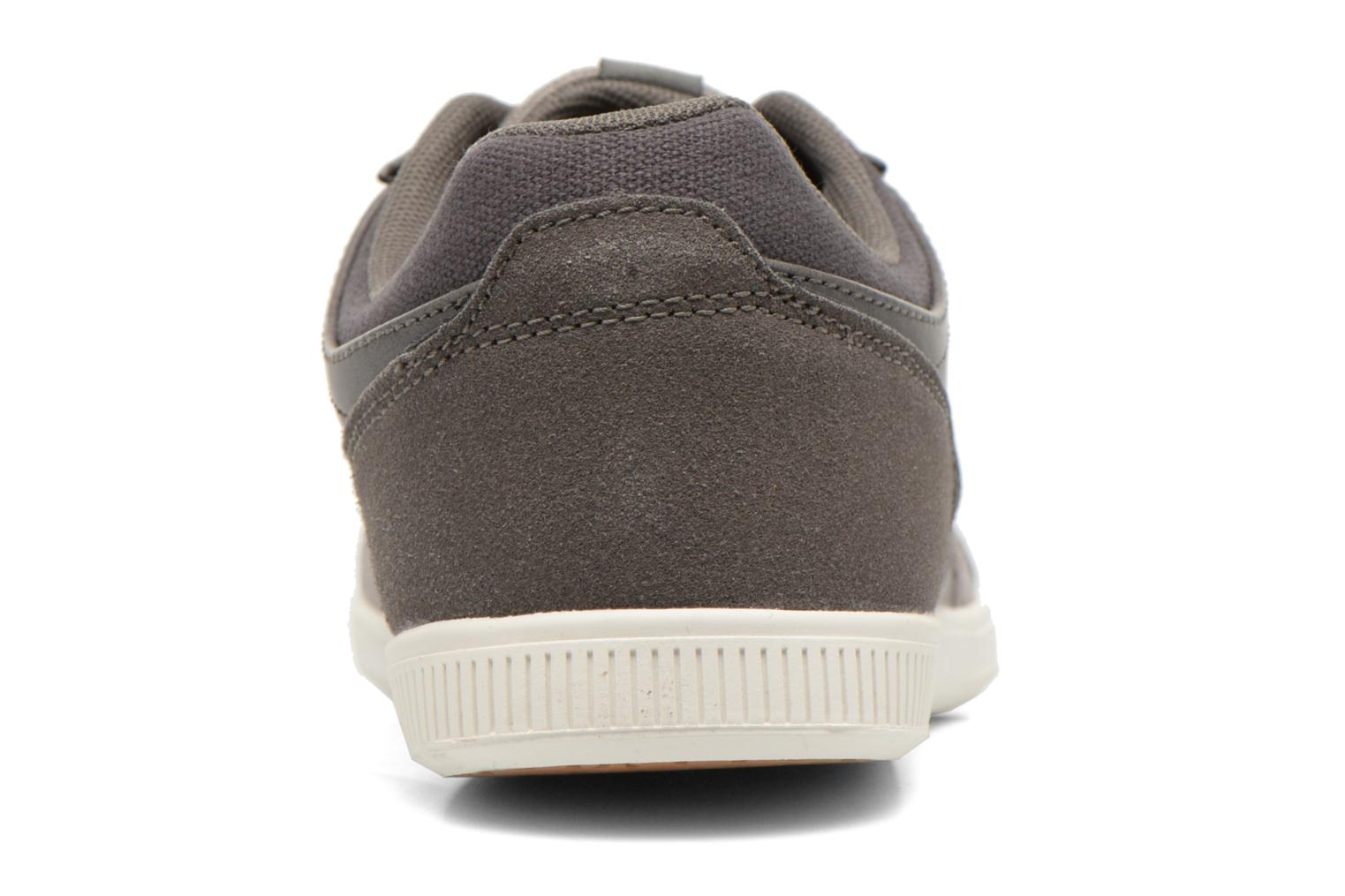 Baskets Jack & Jones JJ Barcello Gris vue droite