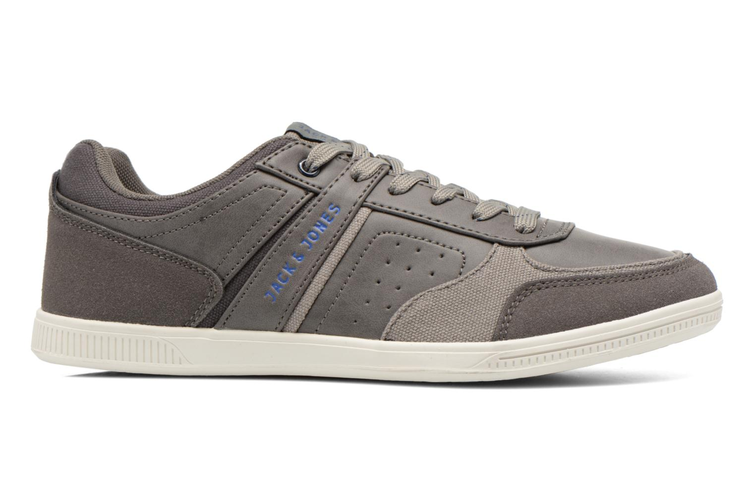 Baskets Jack & Jones JJ Barcello Gris vue derrière