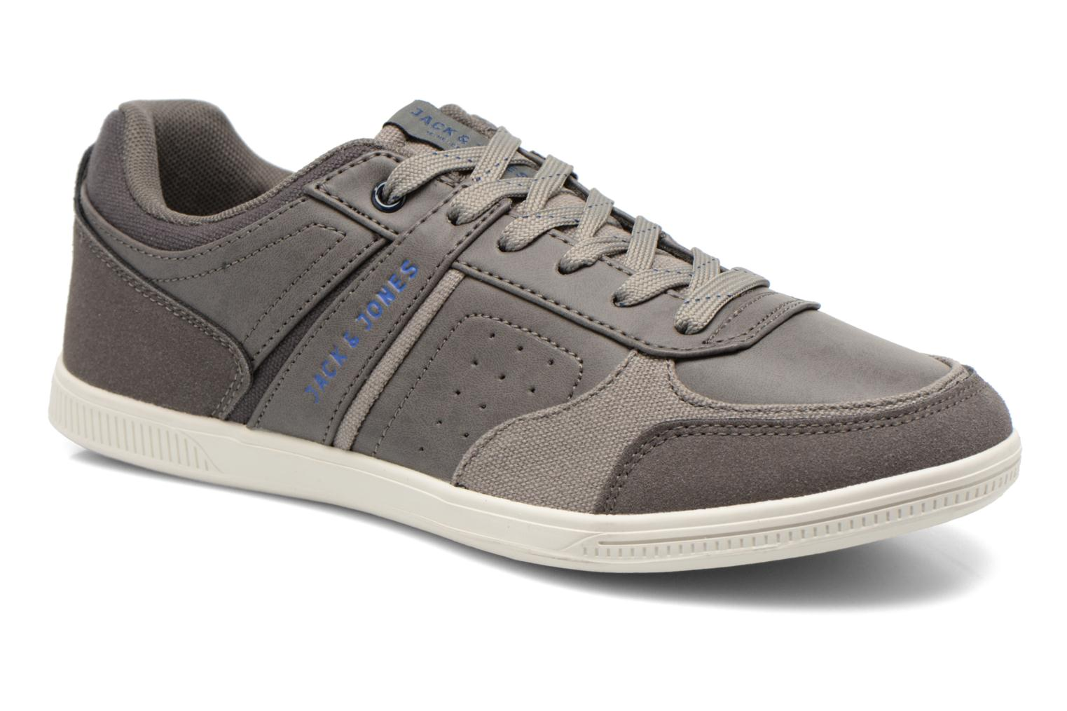 Baskets Jack & Jones JJ Barcello Gris vue détail/paire