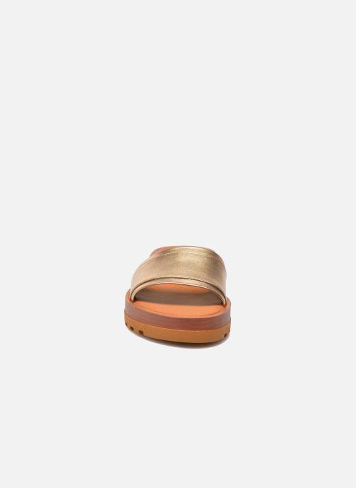 Clogs & Pantoletten See by Chloé OkaÏ gold/bronze schuhe getragen