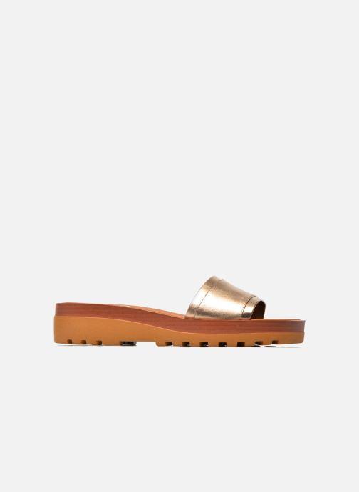 Clogs & Pantoletten See by Chloé OkaÏ gold/bronze ansicht von hinten