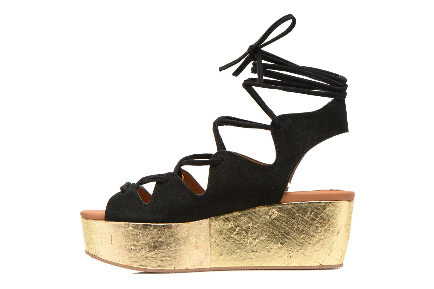 Sandals See by Chloé Ezima Black front view