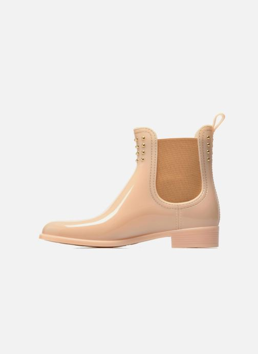 Ankle boots Lemon Jelly Balie Beige front view