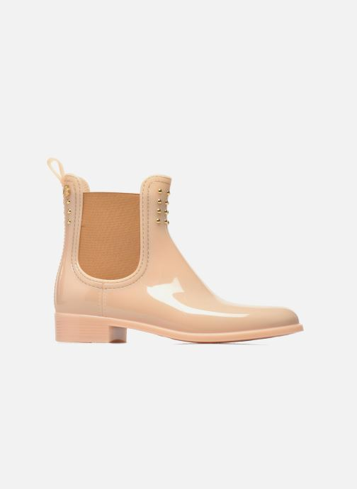 Ankle boots Lemon Jelly Balie Beige back view