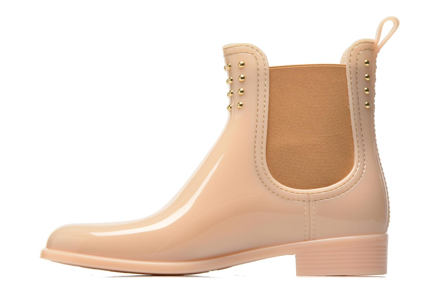 Botines  Lemon Jelly Balie Beige vista de frente