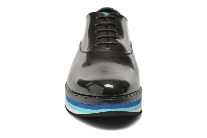 Zapatos con cordones Lemon Jelly Billie Negro vista del modelo