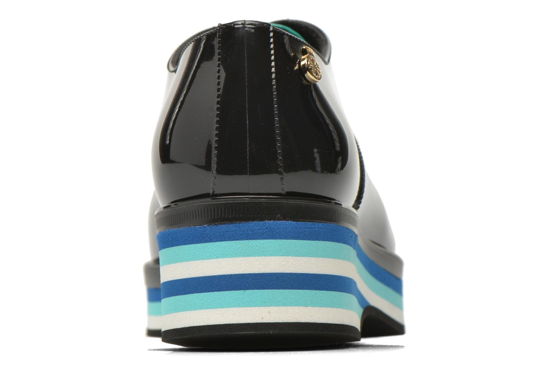 Zapatos con cordones Lemon Jelly Billie Negro vista lateral derecha