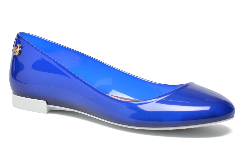 Bailarinas Lemon Jelly Mathilda Azul vista de detalle / par