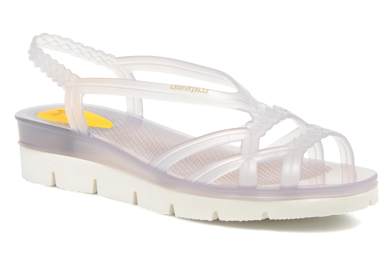 Sandales et nu-pieds Lemon Jelly Miaki Incolore vue détail/paire