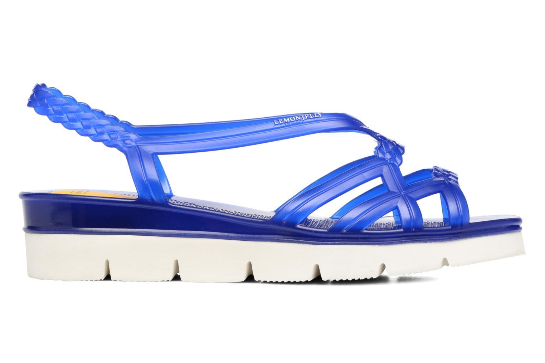 Sandales et nu-pieds Lemon Jelly Miaki Bleu vue derrière
