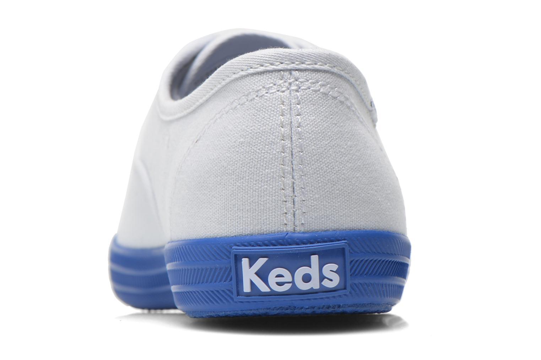 Baskets Keds Champion CVO W Blanc vue droite