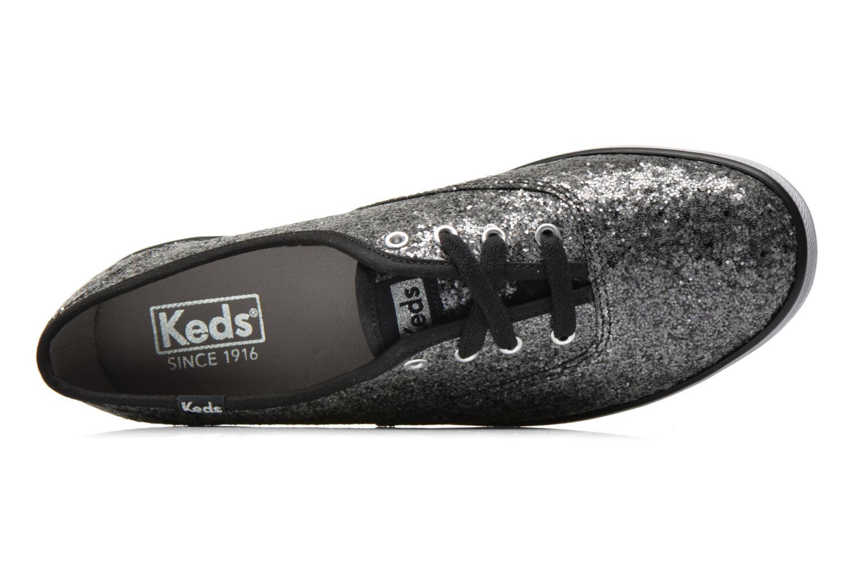 Sneaker Keds Champion CVO W silber ansicht von links