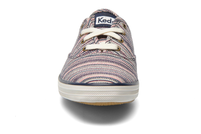 Sneakers Keds Champion CVO W Multicolore modello indossato