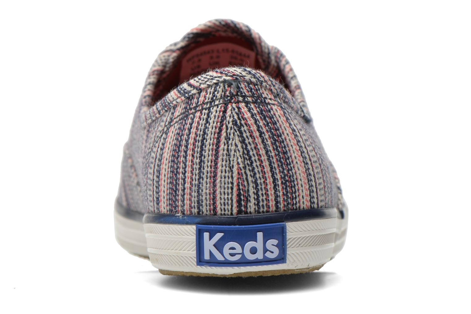 Trainers Keds Champion CVO W Multicolor view from the right