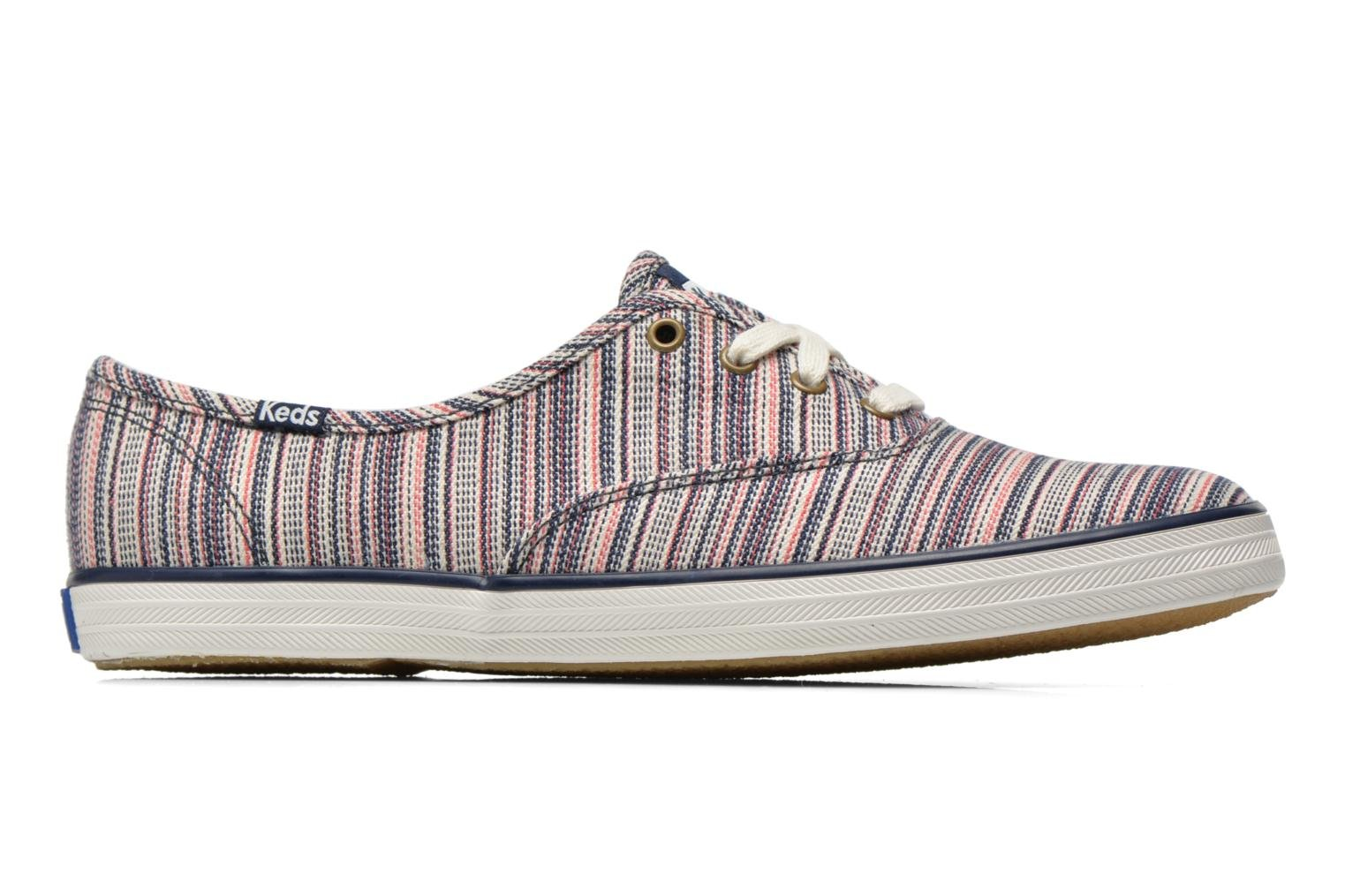 Trainers Keds Champion CVO W Multicolor back view