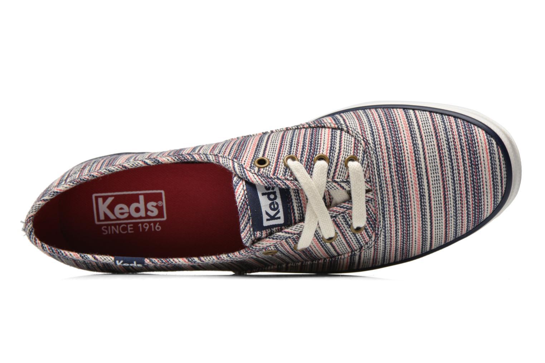 Sneakers Keds Champion CVO W Multicolore immagine sinistra