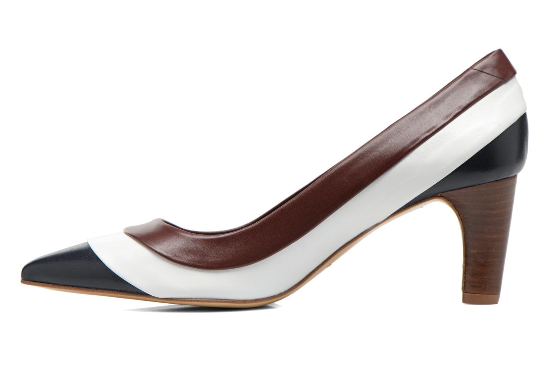 High heels Avril Gau Mironda Multicolor front view
