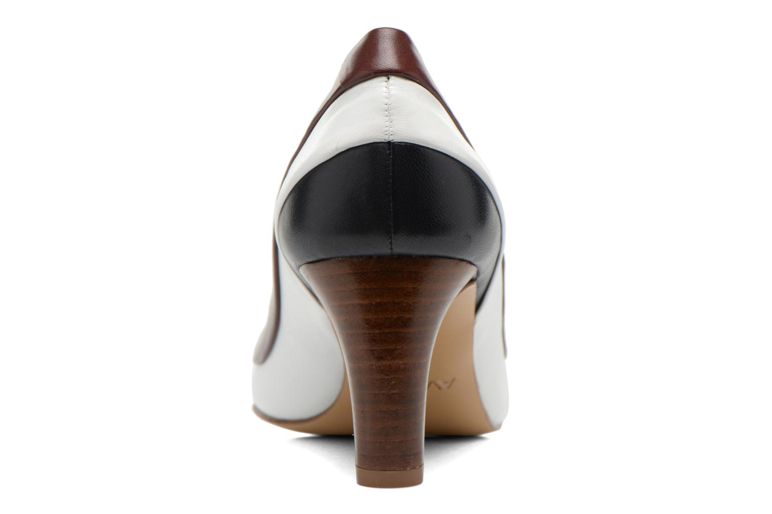 High heels Avril Gau Mironda Multicolor view from the right
