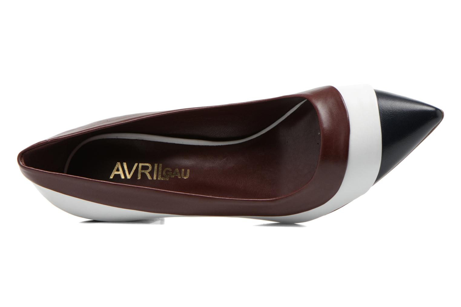 High heels Avril Gau Mironda Multicolor view from the left
