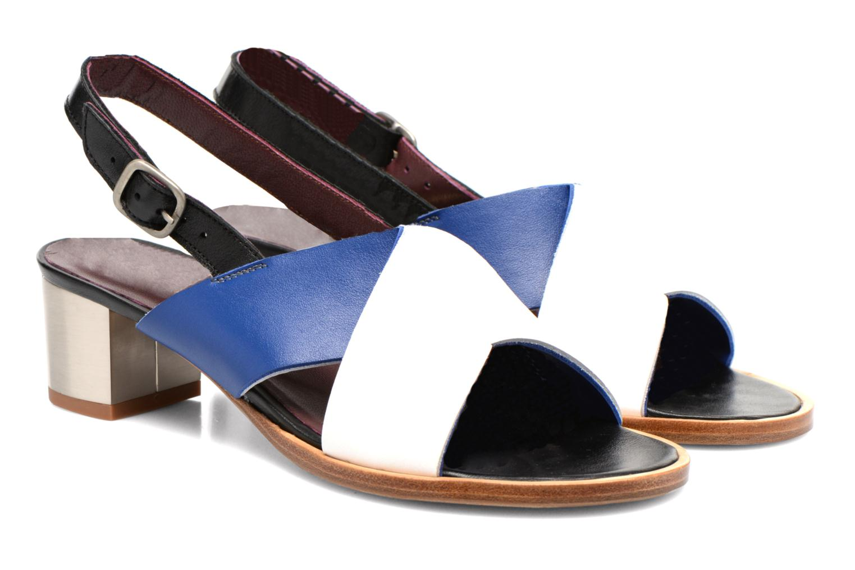 Sandales et nu-pieds Avril Gau Uba Multicolore vue 3/4