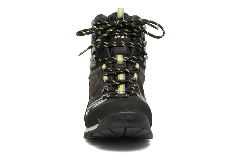 Zapatillas de deporte Millet High Route GTX Negro vista del modelo