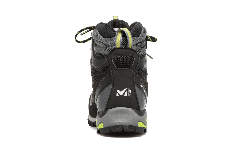 Zapatillas de deporte Millet High Route GTX Negro vista lateral derecha
