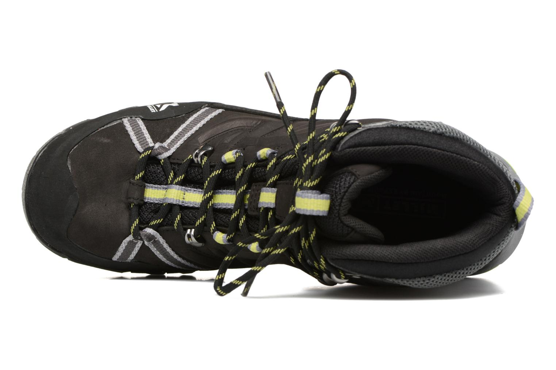 Zapatillas de deporte Millet High Route GTX Negro vista lateral izquierda