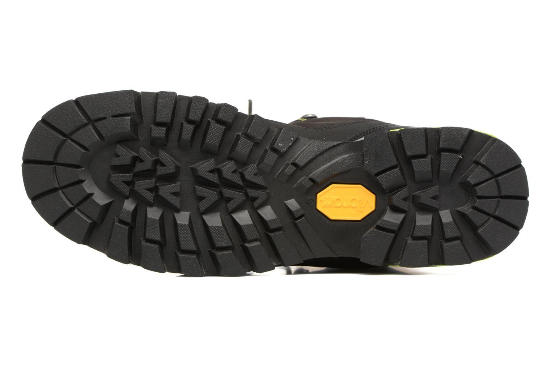 Zapatillas de deporte Millet High Route GTX Negro vista de arriba