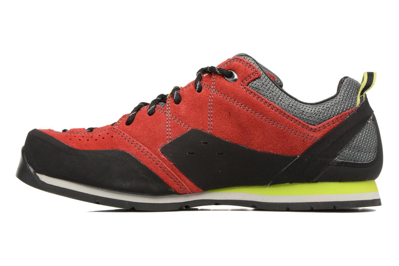 Chaussures de sport Millet Rockway Rouge vue face