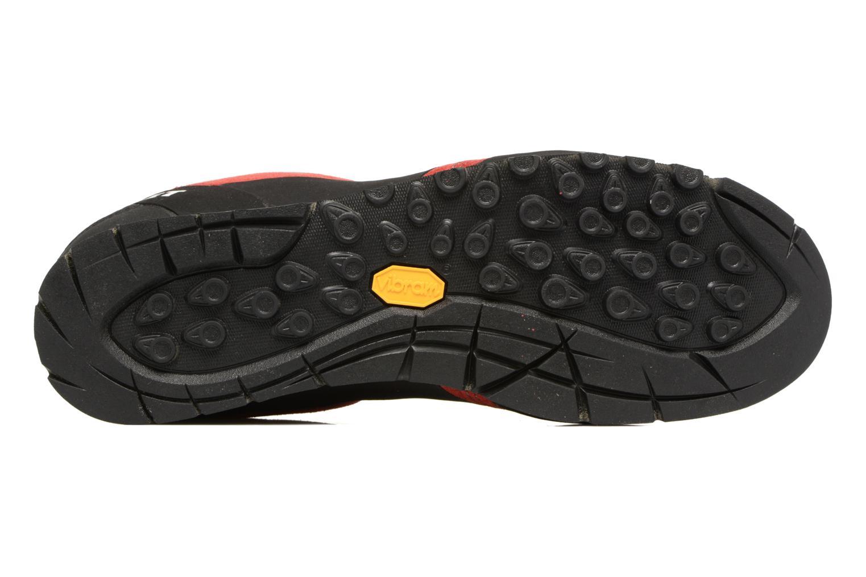 Chaussures de sport Millet Rockway Rouge vue haut