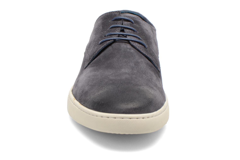 Zapatos con cordones n.d.c Ruben softy Gris vista del modelo