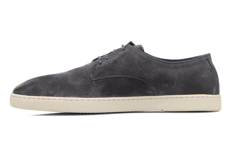 Chaussures à lacets n.d.c Ruben softy Gris vue face