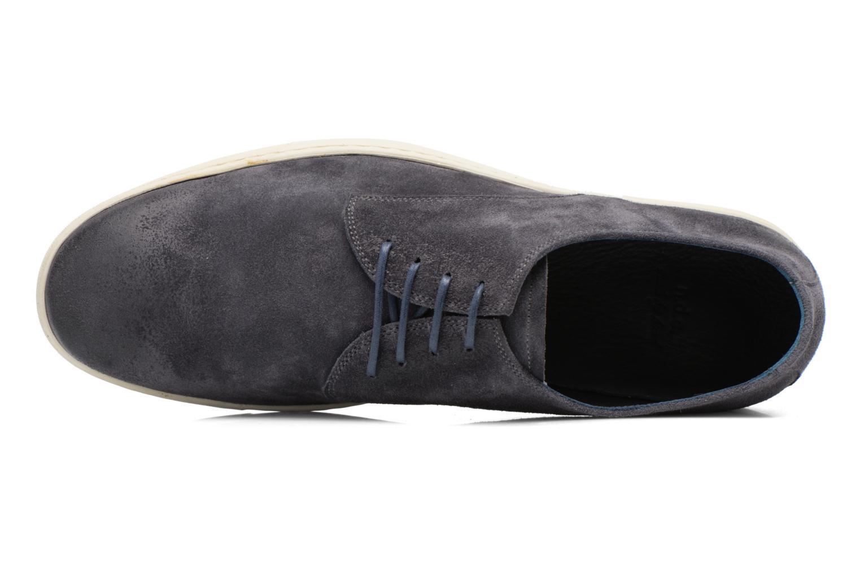 Zapatos con cordones n.d.c Ruben softy Gris vista lateral izquierda