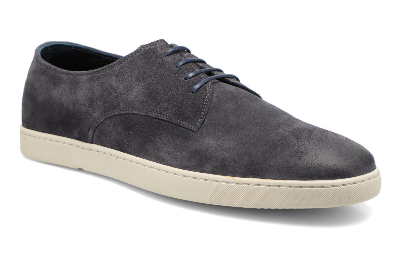 Zapatos con cordones n.d.c Ruben softy Gris vista de detalle / par