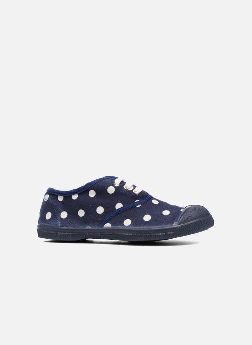 Sneakers Bensimon Tennis Lacets Pastel Pastilles E Azzurro immagine posteriore