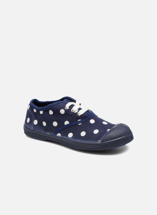 Sneakers Bensimon Tennis Lacets Pastel Pastilles E Azzurro vedi dettaglio/paio