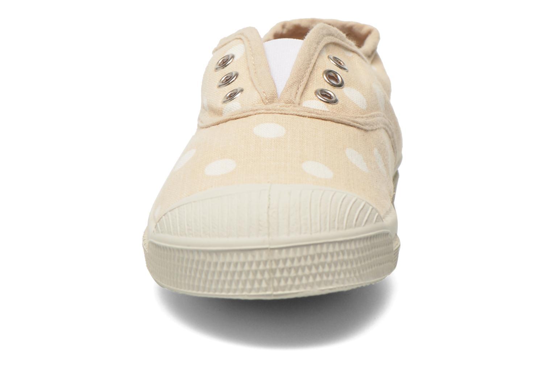 Sneakers Bensimon Tennis Elly Pastel Pastilles E Beige se skoene på