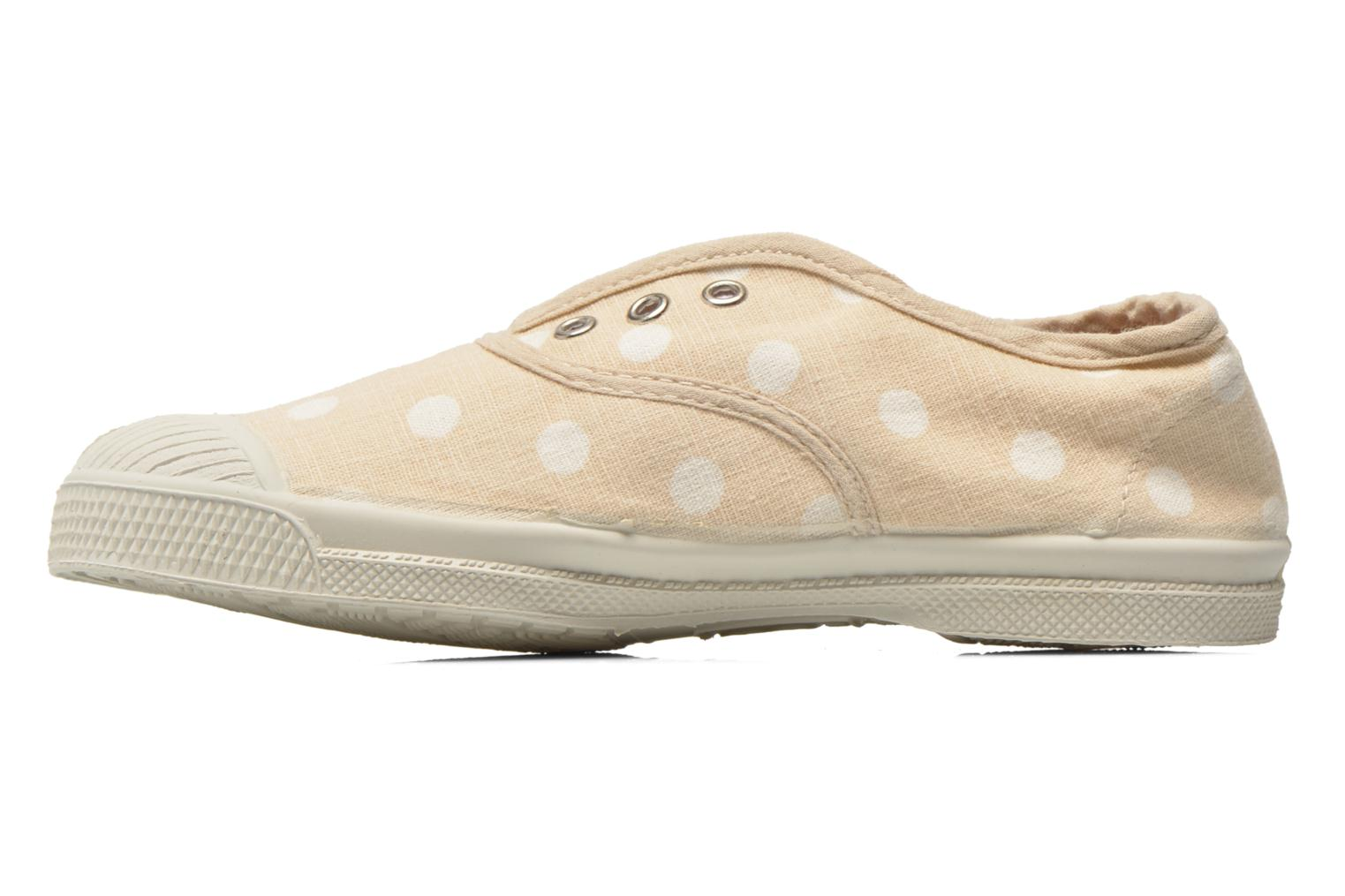 Sneakers Bensimon Tennis Elly Pastel Pastilles E Beige immagine frontale