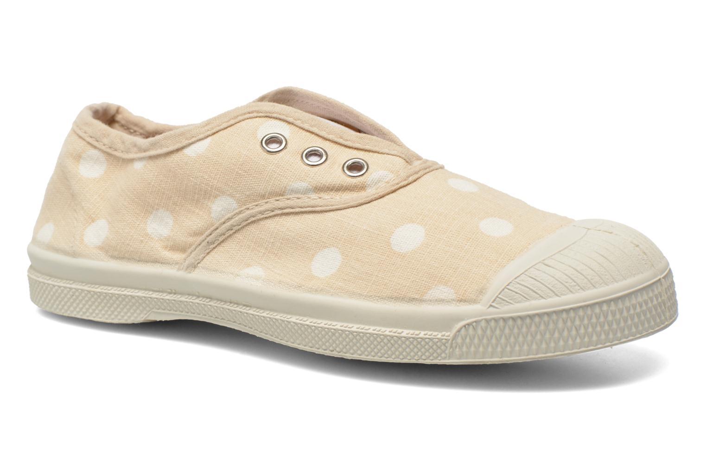 Sneakers Bensimon Tennis Elly Pastel Pastilles E Beige detaljeret billede af skoene