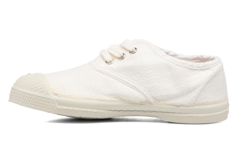 Sneakers Bensimon Tennis Lin E Hvid se forfra