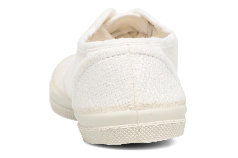 Sneakers Bensimon Tennis Lin E Wit rechts