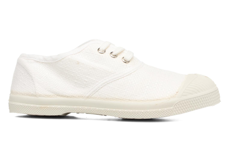 Sneakers Bensimon Tennis Lin E Hvid se bagfra