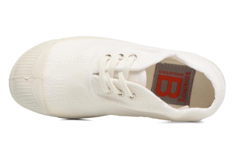 Sneakers Bensimon Tennis Lin E Wit links