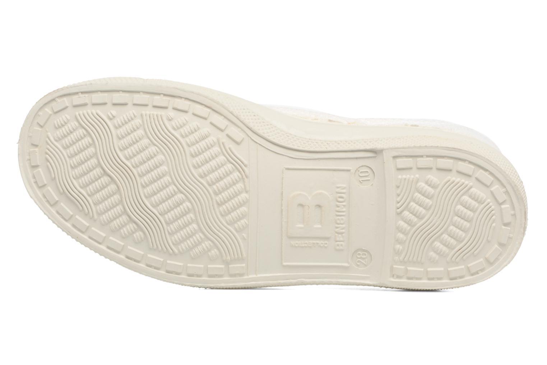 Sneakers Bensimon Tennis Lin E Wit boven
