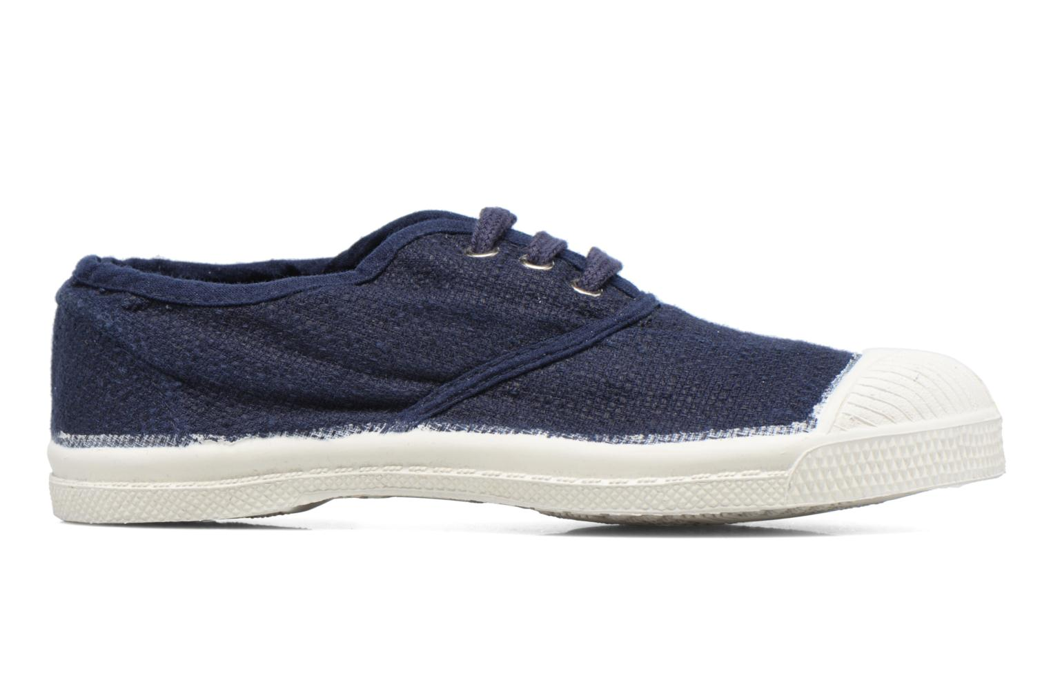 Trainers Bensimon Tennis Lin E Blue back view