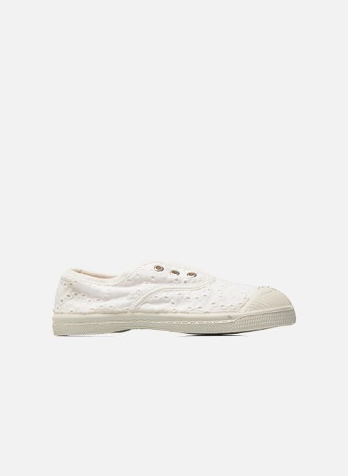 Sneakers Bensimon Tennis Elly Broderie Anglaise E Bianco immagine posteriore