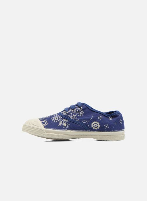 Trainers Bensimon Tennis Bandana E Blue front view