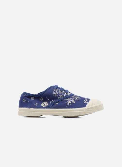 Trainers Bensimon Tennis Bandana E Blue back view