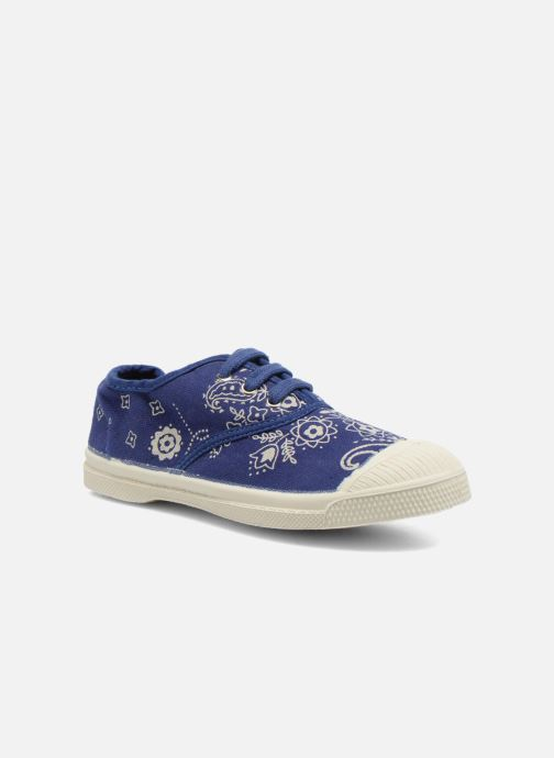 Trainers Bensimon Tennis Bandana E Blue detailed view/ Pair view