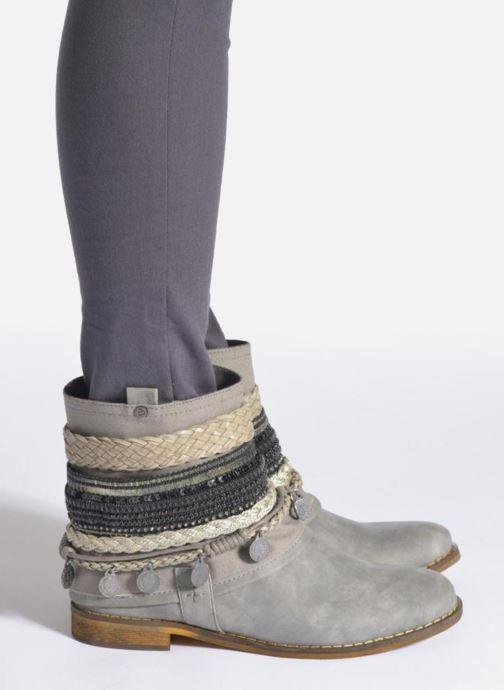 Boots en enkellaarsjes Bullboxer Nadoco Grijs onder